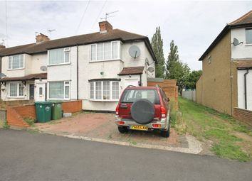 Thumbnail 2 bed end terrace house for sale in Cranford Avenue, Staines-Upon-Thames, Surrey