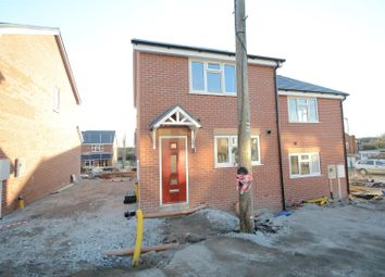 Thumbnail 2 bed semi-detached house for sale in Barrons Way, Borrowash, Derby