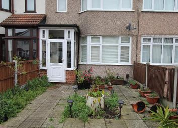 Thumbnail 3 bed terraced house to rent in Cherry Tree Close, Rainham, Essex