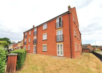 Thumbnail 2 bed flat for sale in Barle Court, Tiverton, Devon