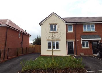 Thumbnail 3 bed end terrace house for sale in Oak Tree Rise, Malpas, Cheshire