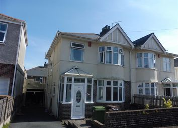 Thumbnail 3 bedroom property to rent in Langhill Road, Plymouth