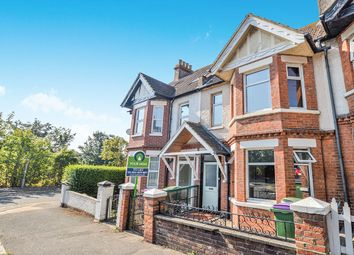 Thumbnail 3 bed terraced house to rent in Morrison Road, Folkestone