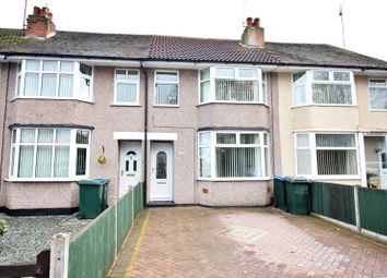 3 bed terraced house for sale in Old Church Road, Little Heath, Coventry CV6
