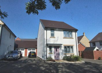 Thumbnail 3 bed detached house for sale in Boundary Close, Kingswood, Wotton-Under-Edge, Gloucestershire