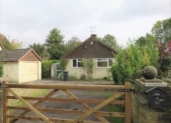Thumbnail 3 bed detached bungalow to rent in Leigh Lane, East Knoyle, Salisbury