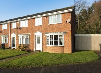 Thumbnail 3 bed end terrace house for sale in Old Hall Drive, Cliffsend, Ramsgate