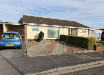 Thumbnail 2 bed semi-detached bungalow for sale in Friar Avenue, Worle, Weston-Super-Mare