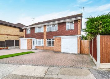 Thumbnail 3 bed semi-detached house for sale in Church Road Residential Park Homes, Church Road, Corringham, Stanford-Le-Hope