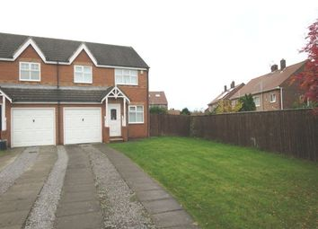 Thumbnail 3 bed semi-detached house for sale in Seaham Close, South Shields