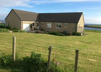 Thumbnail 4 bed detached house for sale in Sanday, Orkney