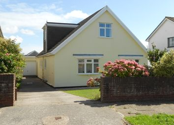 Thumbnail 3 bed bungalow to rent in De Turberville Close, Porthcawl