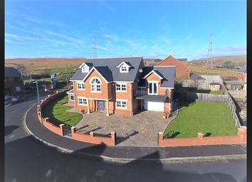 Thumbnail 6 bed detached house for sale in Maes Morgan, Nantybwch, Tredegar