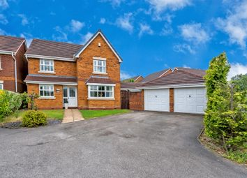 Thumbnail 4 bed detached house for sale in Keys Park Road, Wimblebury, Cannock
