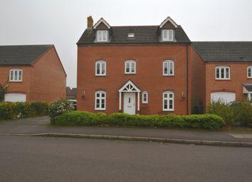 Thumbnail 4 bed detached house for sale in Sandbrook Close, Hinstock, Market Drayton