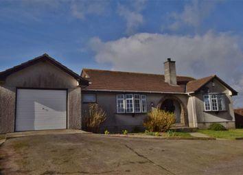 Thumbnail Detached bungalow to rent in Little Petherick, Wadebridge
