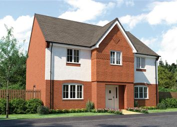 "Thumbnail 5 bedroom detached house for sale in ""Chichester"" at Radbourne Lane, Derby"
