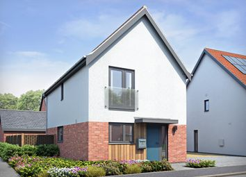 Thumbnail 3 bedroom detached house for sale in Norwich Road, Hingham, Norwich