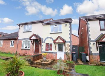 Thumbnail 2 bed semi-detached house for sale in Barnsley Close, Atherstone