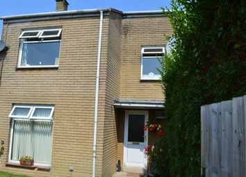 Thumbnail 3 bed end terrace house for sale in Crawshay Court, Llantwit Major