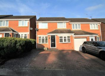 Thumbnail 3 bed semi-detached house for sale in Marwell Drive, Usworth Hall, Washington