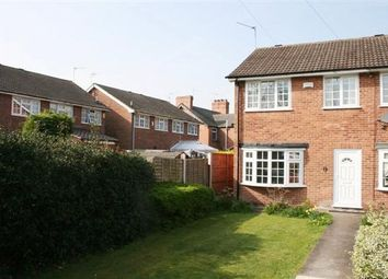 Thumbnail 3 bedroom terraced house to rent in Templeman Close, Ruddington, Nottingham