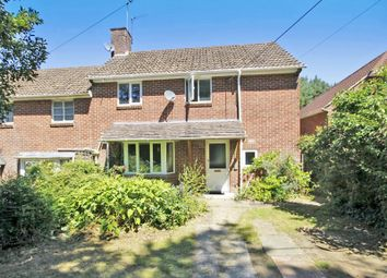 Thumbnail 3 bed end terrace house for sale in Burnt House Lane, Bransgore, Christchurch