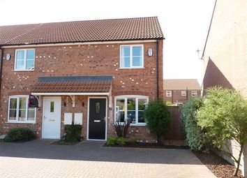 Thumbnail 2 bed link-detached house for sale in Harrow Lane, Scartho Top, Grimsby