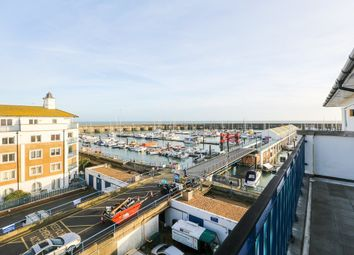 Thumbnail 4 bed flat to rent in Arundel Street, Brighton