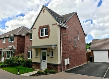 Thumbnail 4 bed detached house for sale in Cae Morfa, Skewen, Neath