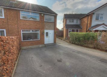 Thumbnail 3 bed semi-detached house for sale in Parklands Gate, Bramhope, Leeds