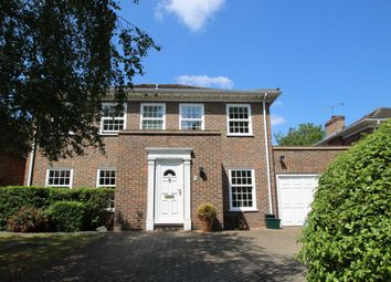 Thumbnail 5 bed detached house to rent in Copperfield Way, Chislehurst