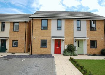 Thumbnail 2 bed semi-detached house for sale in Courts Way, Aveley, South Ockendon