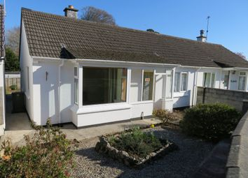 Thumbnail 2 bed semi-detached bungalow for sale in Cardinnis Road, Alverton, Penzance