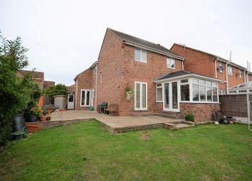 Thumbnail 4 bed detached house for sale in 40 Hall Farm Park, Leeds