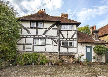 Thumbnail 2 bed terraced house for sale in Easebourne Lane, Easebourne, Midhurst