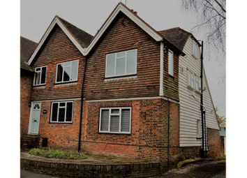 Thumbnail 2 bed cottage for sale in North Road, Goudhurst
