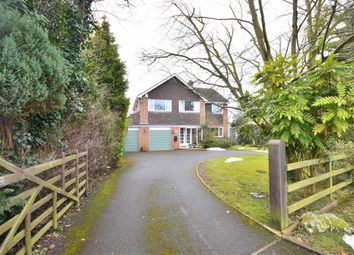 Thumbnail 5 bed detached house for sale in Hempsted Lane, Hempsted, Gloucester