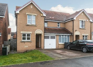 Thumbnail 3 bedroom semi-detached house for sale in Broomhouse Crescent, Broomhouse, Edinburgh