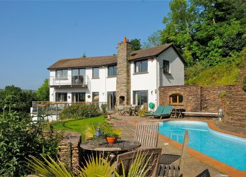 Thumbnail 5 bedroom detached house for sale in Upper Wood Lane, Kingswear, Dartmouth