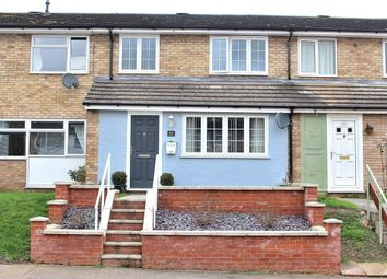 Thumbnail 3 bed terraced house for sale in Waldgrooms, Dunmow
