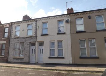 Thumbnail 2 bedroom terraced house for sale in Lilian Road, Liverpool, Merseyside