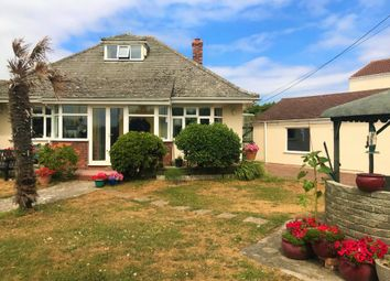 Thumbnail 3 bed detached bungalow for sale in Beach Road, Kewstoke, Weston-Super-Mare