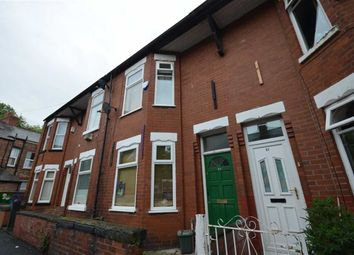 Thumbnail 2 bed terraced house to rent in St Ives Road, Rusholme, Manchester, Greater Manchester