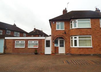 Thumbnail 4 bedroom semi-detached house for sale in Mayfield Drive, Wigston Fields, Leicestershire