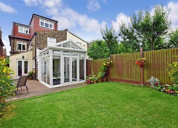 5 bed semi-detached house for sale in Buckingham Road, South Woodford, London E18