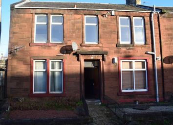 Thumbnail 2 bed flat to rent in Old Mill Road, Kilmarnock