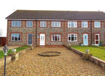 Thumbnail 3 bed terraced house for sale in Hindringham, Fakenham, Norfolk