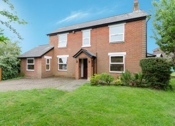 Thumbnail 4 bed detached house for sale in Freegrounds Road, Hedge End, Southampton, Hampshire