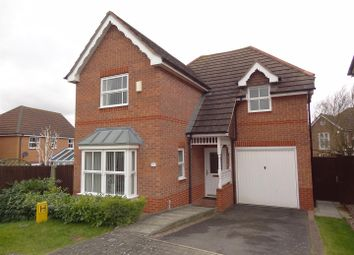Thumbnail 3 bed detached house for sale in Hood Close, Sleaford